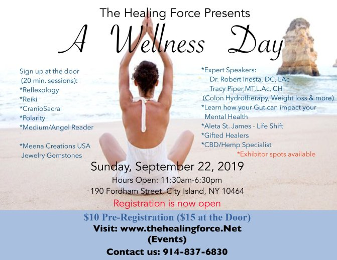 A Wellness Day